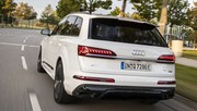 Audi : le Q7 hybride rechargeable passe à l'essence