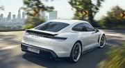 Porsche Taycan : le test d'homologation américain donne une autonomie plutôt faible