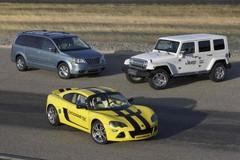 Chrysler : des véhicules électriques destinés à la production
