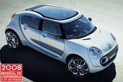 Citroën C-Cactus : Commercialisation imminente ?