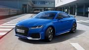 Audi fête les 25 ans de la branche RS avec une version spéciale pour les TT RS, RS 4, RS 6, …