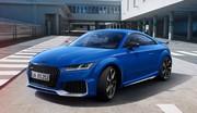 Un pack anniversaire pour les 25 ans des Audi RS