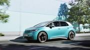 La Volkswagen ID.3 a son bruit
