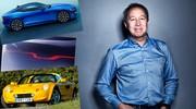 Julian Thomson – Designer Jaguar : « une Jaguar ne doit jamais en faire trop »