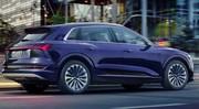 Audi e-tron S Line : la finition sportive
