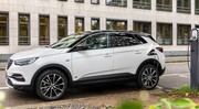 L'Opel Grandland X hybride désormais disponible en deux roues motrices