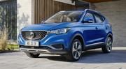 MG revient en Belgique avec un SUV électrique (chinois) abordable !