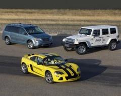 Dodge EV, Jeep EV, Chrysler EV : La réplique de Chrysler