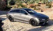 Essai vidéo Mercedes CLA Shooting Brake 2020 : le plus beau des utilitaires