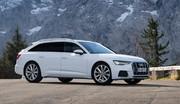 Essai Audi A6 allroad 50 TDI restylée (2019) : Bonne à tout faire