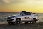 Un inédit concept pick-up Volkswagen : Le Robust défie le Nissan Navara