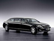 Mercedes S600 Pullman Guard : pour dictateurs