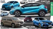Futures Renault : les modèles programmés en 2020