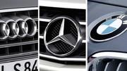 Mercedes, leader mondial du marché premium pour la 4e année consécutive