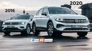 Futur Volkswagen Tiguan restylé (2020) : hybridation en approche
