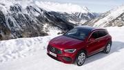 Mercedes-AMG GLA (2020) : le SUV est déjà affûté