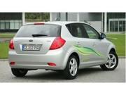 Kia cee'd Hybrid : premières informations