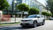 Essai Mazda MX-30 prototype : réalité augmentée