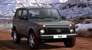 "Voici le nouveau Lada Niva, le ""4x4"""