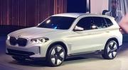 Le futur BMW iX3 développera 286 ch
