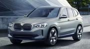 BMW iX3 : l'autonomie du SUV électrique dévoilée