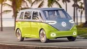 Des Volkswagen autonomes pour les footballeurs de la coupe du monde 2022