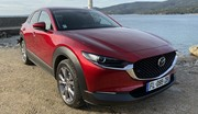Essai Mazda CX-30 SkyActiv-X, flatter l'essence