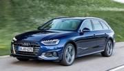 Essai Audi A4 restylée (2020) : pour une fois, le changement se voit
