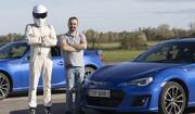 Top Gear : dans les coulisses de l'émission et au volant de la Subaru