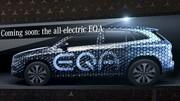 La Mercedes EQA électrique sera un crossover