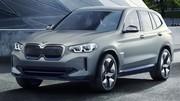 BMW iX3 : 440 km d'autonomie pour le X3 électrique !