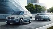 Plus de 400 km d'autonomie pour le BMW iX3