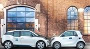 Daimler et BMW renoncent à leur service d'autopartage