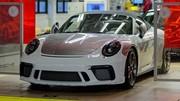 Porsche 991: la révérence