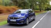 Future Peugeot 308 : en hybride d'abord, en électrique ensuite
