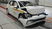 Euro NCAP : cinq étoiles pour les Q8, Juke, Golf et bien d'autres