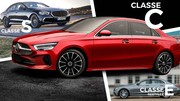 Futures Mercedes Classe C, E, S : du neuf côté berlines en 2020