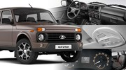Le Lada Niva n'est pas mort : nouvelles évolutions en 2020