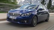 La future Peugeot 308 devrait passer à l'électrique