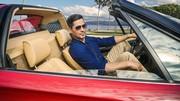 Magnum revient sur TF1, sans moustache, mais en Ferrari