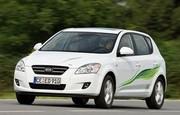 Kia : 2 concepts hybrides et un électrique