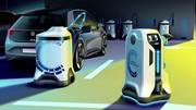 Volkswagen développe un « robot de charge »