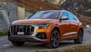Essai Audi SQ8 TDI : Chauffeur, à St-Moritz s'il vous plaît !