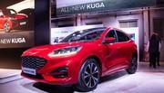 Prix Ford Kuga (2020) : le nouveau SUV à partir de 26 600 €