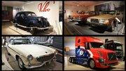 Road-trip en Suède : Visite du musée Volvo à Göteborg