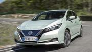 Essai mesuré de la Nissan Leaf 62 kWh