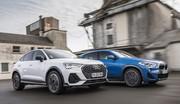 Essai : l'Audi Q3 Sportback défie le BMW X2