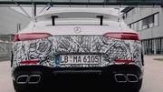 Mercedes-AMG GT 73, bientôt le monstre de 800 chevaux