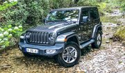 Essai Jeep Wrangler 2.2 MultiJet Sahara