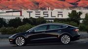 Tesla : les premières Model 3 produites et livrées en Chine